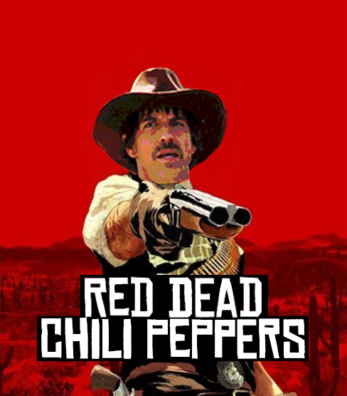 Red Dead Chili Peppers
